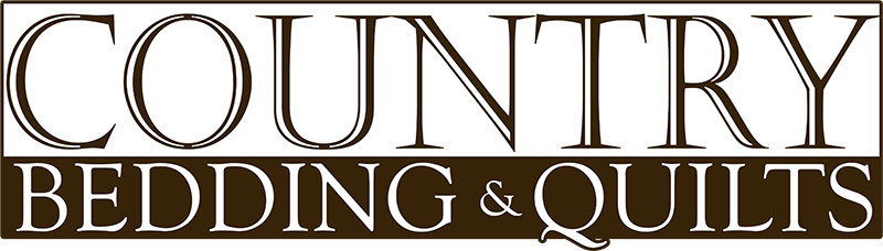 Bedding, Quilts, Pillows, Shams from Nancy's Nook, Bella Taylor, VHC Brands at Country Bedding and Quilts